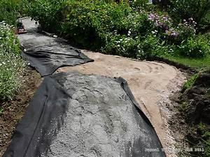 comment construire des allees chemins ou sentier de With jardin gravier comment faire 4 allee de jardin amenager des allees chemins ou sentiers