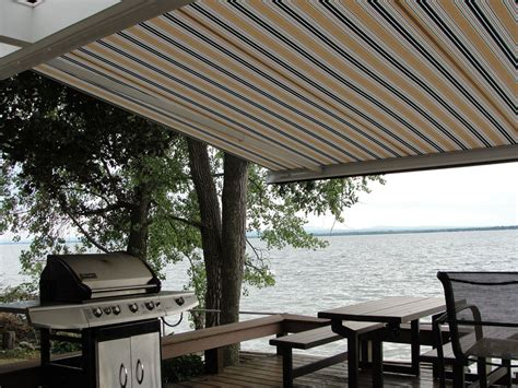 retractable awnings sun shield products