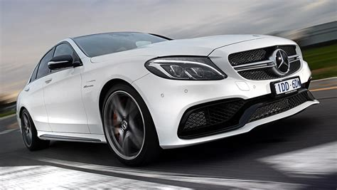 2015 Mercedes-benz C63 Amg S Review