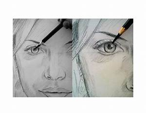 How To Draw For Beginners  Realistic Drawing Step By Step  Portrait Drawing Step By Step