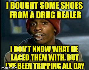 I Make Shoes Meme - shoes imgflip