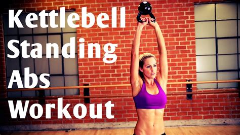 workout abs kettlebell standing ab minute crunch plank exercises workouts abdominal crunches abdomen desde guardado