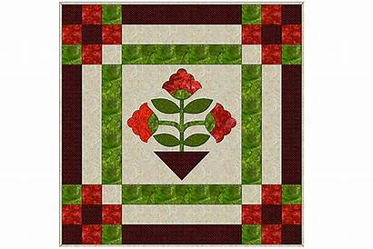 Applique Quilt Easy Pattern Fusible Quilting Quilts