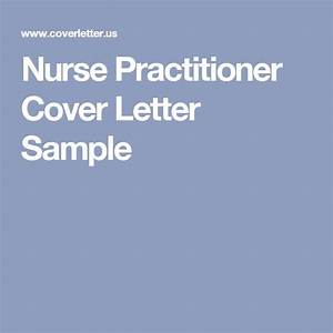 48 best waldenusynthesis in advanced nursing practice care for Cover letter examples for nurse practitioners