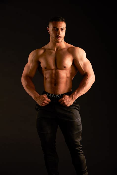 Niall D, muscle model | Ripped Models