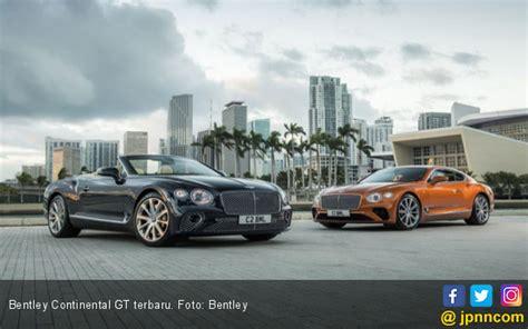 Modifikasi Bentley Continental by Bentley Continental Gt Terbaru Siap Dibejek Lebih Dalam