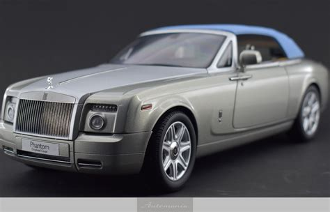 Rolls Royce Phantom Drophead Coupe Platinum
