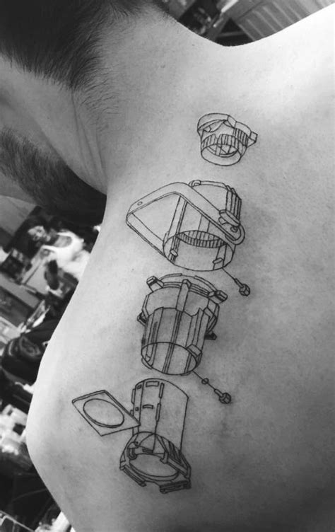 Pin by Heather Riggs on Gimme this | Tech tattoo, Hipster