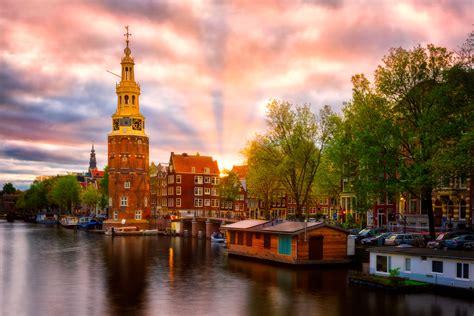Houseboats Amsterdam Netherlands Sumfinity
