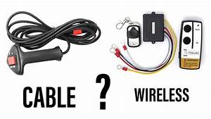 How To Install An Optional Wireless Winch Controls Kit
