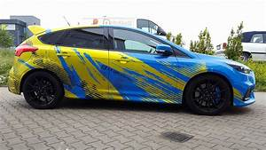 Ford Focus Rs Bleu : ford focus rs blue yellow part wraps car wrap design pinterest focus rs ford focus and ford ~ Medecine-chirurgie-esthetiques.com Avis de Voitures
