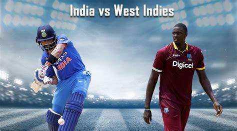 west indies beat india   runs   happened