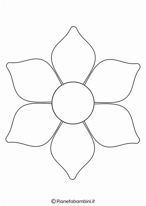 disegni da stare di disegni fiori da colorare per bambini immagini fiori di