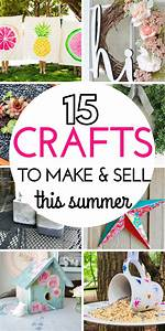 15, Diy, Projects, To, Make, And, Sell, This, Summer