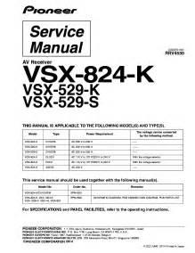 Pioneer Vsx 521 K Manual Pdf