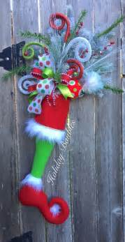 image result    grinch stole christmas door