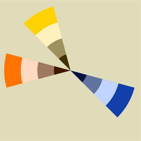 what colors complement blue 18 best images about color expanded split complementary on pinterest blue color schemes