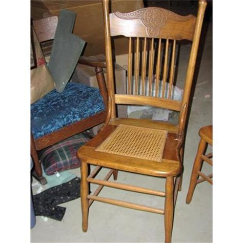 Antique Chairs With Cane Seats  Antique Furniture