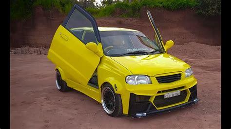 Car Modification Alto by Modified Cars Series Alto