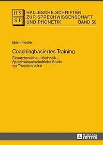 Fiedler Und Partner : fiedler partner buch coachingbasiertes training ~ Indierocktalk.com Haus und Dekorationen