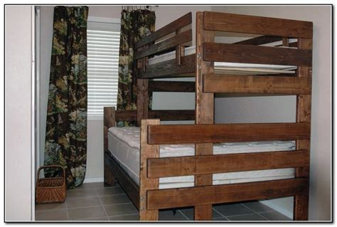 twin  full bunk bed plans bunk bed plans bunk beds