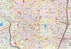 Mapa de Madrid   Barrios de Madrid
