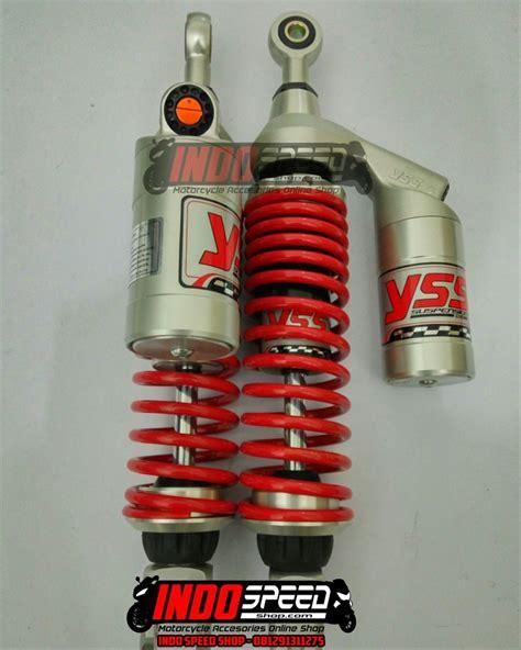 jual shockbreaker yss trcl tabung atas 335mm yamaha nmax