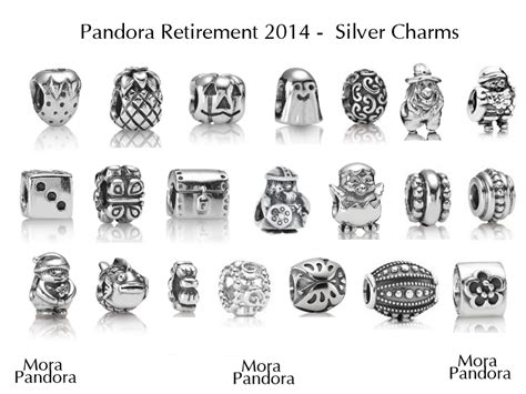 Pandora Halloween Charms 2016 by Global Pandora 2014 Retirement List Mora Pandora
