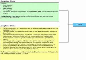 definition of done user stories agile alliance With agile acceptance criteria template