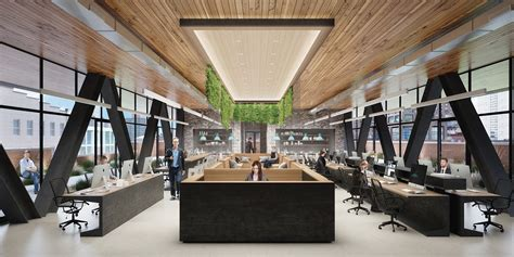 Morris Adjmi Reveals Design For The Warehouse Complex In Nyc. Wooden Desk. Asian Room Dividers. Ikea Cabinets. Behr French Silver. Coastal Mirrors. Office Built Ins. Faux Fireplace Mantel. Sandstone Tile