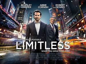 Analysing Posters – Limitless | Short Film  Limitless