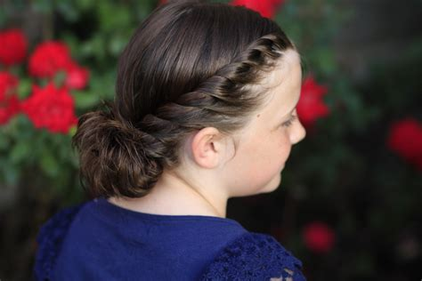 Twistbacks Into Side Ponytail How To Wash Your Hair At Night And Style In The Morning Long Does It Take Get Haircut Color Can You Curl With Straighteners Different Hairstyles For Weddings Updo Short Blonde Will I Look My New Ideas Wedding Day Medium Layered Thick Wavy