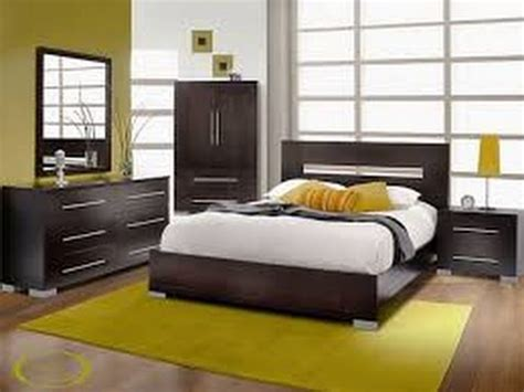 decoration chambre  coucher moderne youtube