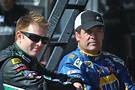 Michael Waltrip wins Daytona truck race on anniversary of ...