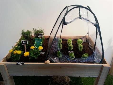 Potager Terrasse Appartement by Leroy Merlin En Mode Balcon Et Terrasse Life And Style