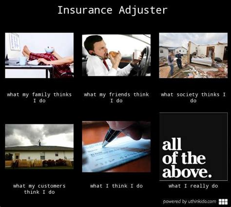Claims Adjuster Meme - pin by rodger mcmillan on all things claims work job pinterest