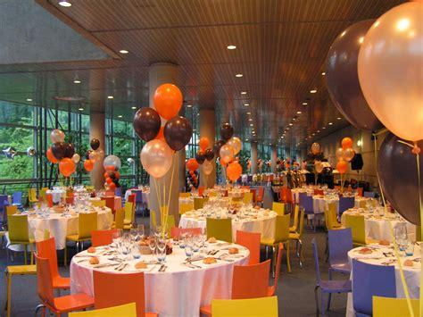 decoration salle pour anniversaire d 233 coration avec ballons h 233 lium