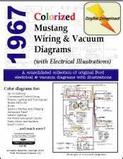 1967 Mustang Service Manual