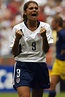 Mia Hamm Women's World Cup Football Interview | HYPEBAE