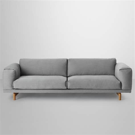 Muuto Sofa Rest Rest Sofa 3 Seater By Muuto In The Shop
