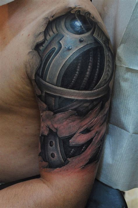 terminator tattoos    clothes  boots