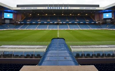 ibrox rangers football club official website