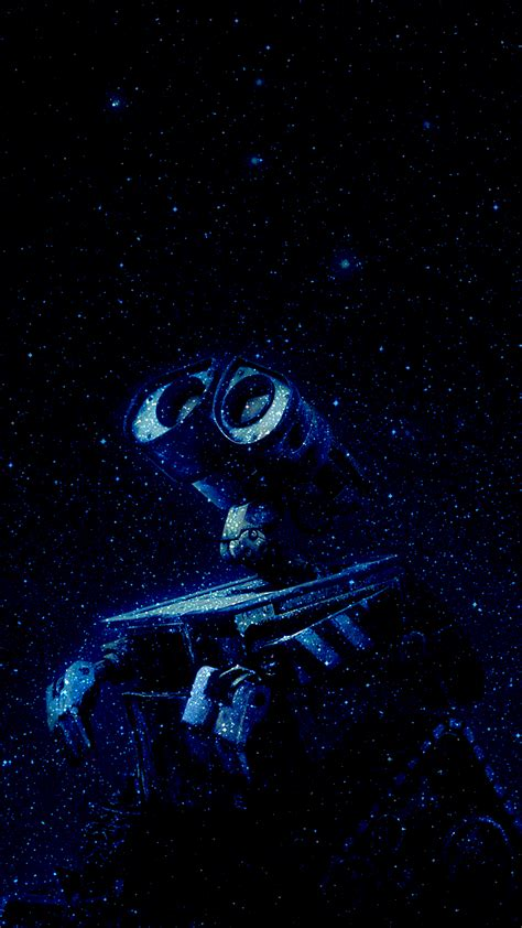 Wall E Hd Wallpaper For Your Mobile Phone