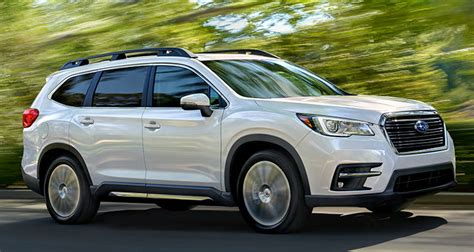2019 Subaru Ascent Debut by All New 2019 Subaru Ascent Makes Canadian Debut In Montreal