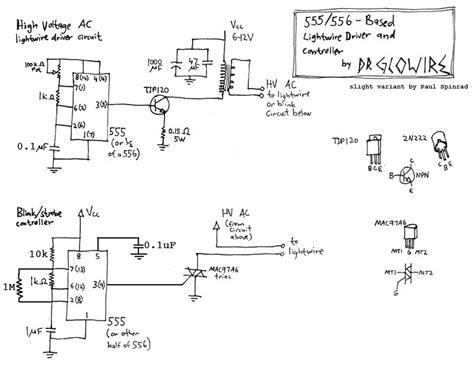 Diy Wire Inverter Schematic Unixcode