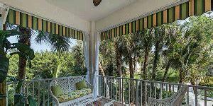 awnings windows doors porch roll  curtains  sunbrella clear vinyl pyc awnings