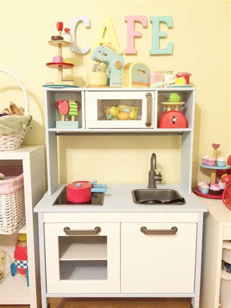 Ikea Play Kitchen Makeovers  Oh So Busy Mum