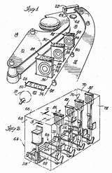 Drop Pinball Target Bally Patent Inline Targets Line Jeff Thumbnails sketch template