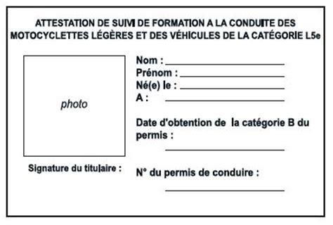 attestation permis de conduire attestation conduite 125 cm3 auto ecole capitou 224 mandelieu la napoule permis voiture