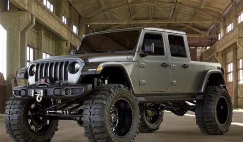 jeep gladiator australia price release date
